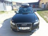 Audi A4,B8,2l diezel,155 CP,Brek,anscris pers. fizica, Motorina/Diesel, Break