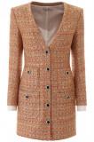 Cumpara ieftin Rochie ALESSANDRA RICH, Alessandra rich tweed mini dress with sequins FAB1857 F2527 1898 Multicolor