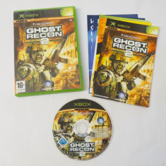 Joc Xbox Classic - Ghost Recon 2, Actiune, Toate varstele, Single player
