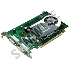 Placa video nVidia Quadro FX 570, 256MB DDR2 128-Bit, PCI-Express x16, Dual DVI, PCI Express