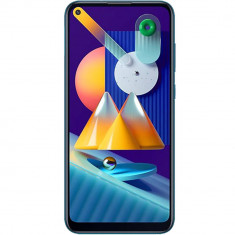 Telefon mobil Samsung Galaxy M11 M115F-DS 32GB 3GB RAM Dual Sim 4G Metalic Blue