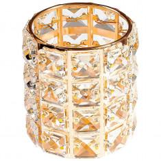 Suport Pensule Crystal, Magic Gold