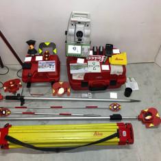 Statie Totala Robotica Leica TS 16 Fabricatie 2016