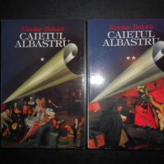 NICOLAE BALOTA - CAIETUL ALBASTRU  2 volume