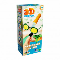 3D Design - Set Creion 3D verde