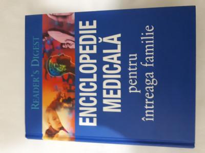 Reader s Digest - Enciclopedie Medicală - Pentru Întreaga Familie foto