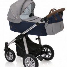 Carucior 2 in 1 Baby Design Dotty 03 Navy 2018