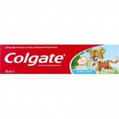Pasta de dinti copii Colgate Bubble Fruit 2-5 ani, 50 ml