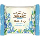 Sapun cu Iris Albastru si Ulei de Argan 100g, Green Pharmacy