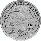 Moneda Romania 10 Lei 2013 - KM#322 PROOF ( 140 ani Lucia Sturdza Bulandra )