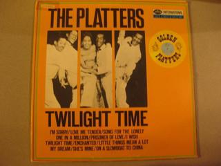 VINIL   The Platters – Twilight Time   - VG - foto