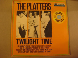 VINIL   The Platters – Twilight Time   - VG -