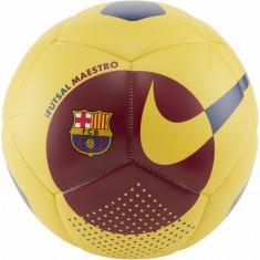 Minge fotbal Nike FC Barcelona Futsal Maestro - minge originala