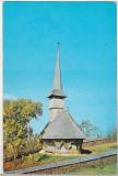 bnk cp Poarta Salajului - Biserica de lemn - circulata