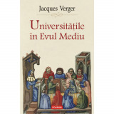 Universitatile in Evul Mediu, JacquesVerger