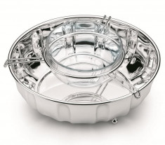 Luxury Set caviar Chinelli Made in Italy foto