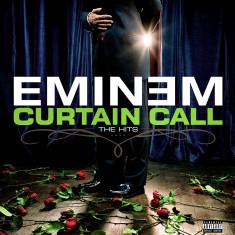 Eminem Curtain Call The Hits LP (2vinyl)