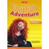 New English Adventure Starter B Pupil´s book + DVD - Tessa Lochowski, Cristiana Bruni
