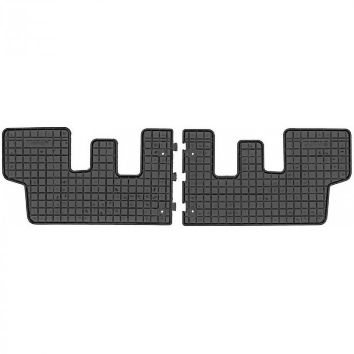 Set Covorase Auto Cauciuc Negro Citroen C4 Picasso 2 Rand 3 2013→ Cod: 06481