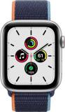 Smartwatch Apple Watch SE GPS + Cell 44mm Silver Alu Deep Navy Sport Loop