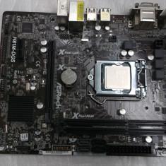 Kit Placa de baza ASRock H81M-DGS+ Intel Core i3 4170 +4gb ddr3 + cooler stock
