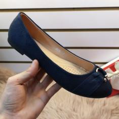 Balerini dama Solesi albastri -rl