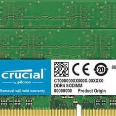 Memorii Laptop Crucial CT2K4G4SFS824A, DDR4, 2x4GB, 2400 MHz