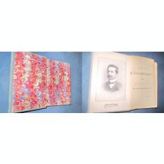 CARTI STRAINE vechi STIINTA-TEHNICA.Carte Asociatia Columbofililor francezi 1901