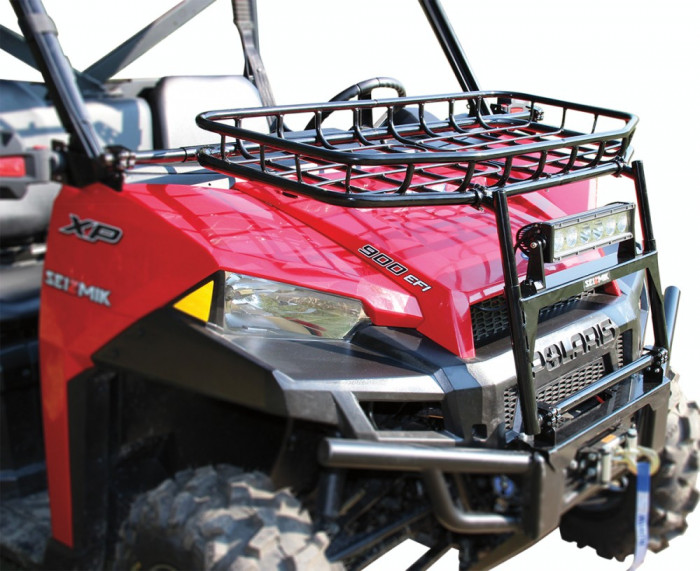 Gratar portbagaj Moose Plow capota Polaris Ranger pro-fit Cod Produs: MX_NEW 15120192PE