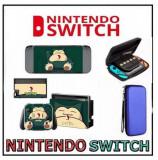 Husa +  Nintendo switch Skin Pokemonn Go Snorlax