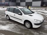 Peugeot 206SW 2006, 206, Benzina, Break