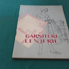 GARNITURI DE LENJERIE/ ECATERINA TOMIDA/ 1961