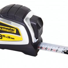 Ruleta 8 x 25 mm Topmaster Profesional