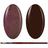 Kit Geluri Color + Pensula Gel Unghii, Cod K2GP-45S/69