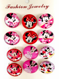 Set 12 Brose - Model Minnie Mouse