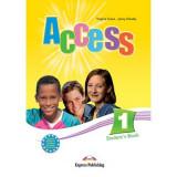 Access 1 Student's Book. Curs de limba engleza pentru clasa a V-a Virginia Evans