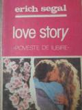 LOVE STORY. POVESTE DE IUBIRE - ERICH SEGAL