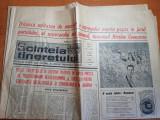 scanteia tineretului 24 ianuarie 1984-125 ani de la mica unire