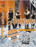 Caseta Aventura ‎– Love & Hate (Special Edition 2005), originala