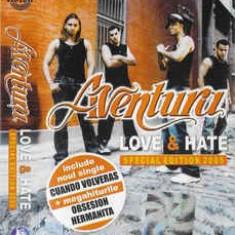 Caseta Aventura – Love & Hate (Special Edition 2005), originala