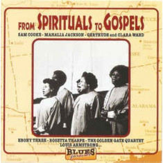 CD Blues Forever - From Spirituals To Gospel (The Best Of), original