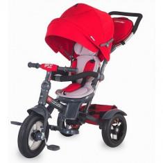 Tricicleta Multifunctionala Giro Plus Rosu