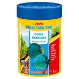 Sera Discus Color Blue, 100ml, 45gr, 324, Hrana discusi granule