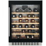 Vitrina pentru vinuri incorporabila Electrolux ERW1573AOA, 46 sticle, 138 l, clasa A, negru