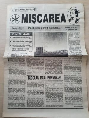 miscarea 1-15 decembrie 1994-ziar legionar,adevaratul holocaust-bolsevismul foto
