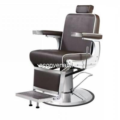 Scaun Profesional Salon Frizerie Coafor Reglabil si Rotativ Line BCB1 foto