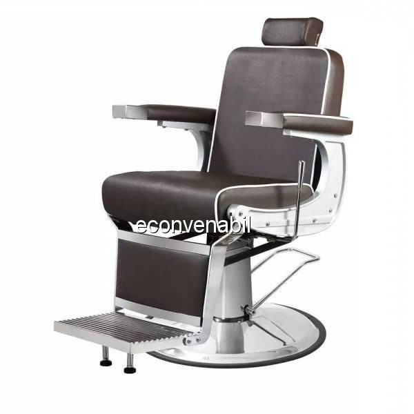 Scaun Profesional Salon Frizerie Coafor Reglabil si Rotativ Line BCB1