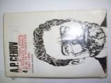 Criza De Nervi, Stepa, O Poveste Banala Si Alte Povestiri - A. P. Cehov ,550096