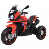 Motocicleta electrica cu lumini Ontario Red, Moni