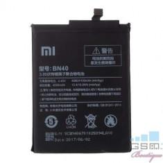 Acumulator Xiaomi Redmi 4 Prime / Redmi 4 Pro BN40 Original